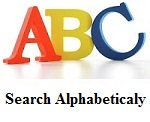 Search Alphabeticly