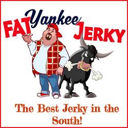 fat yankee jerky 250
