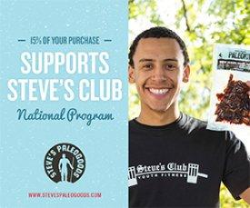 Steve's Club - beef jerky brands