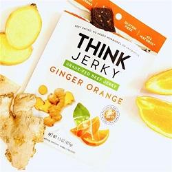 think jerky orange