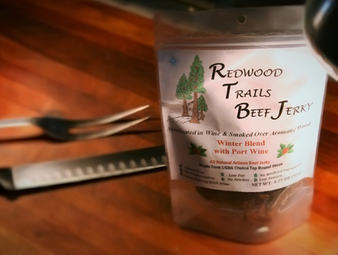 redwood trails beef jerky