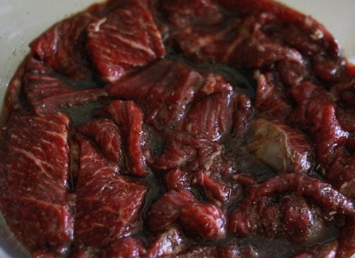 marinade for beef jerky