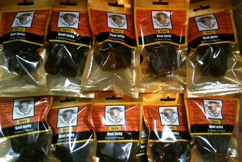 coppernose jerky pic