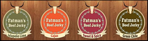 fatman's beef jerky up