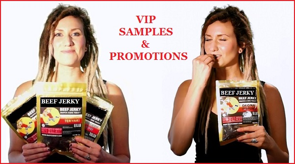 vip samples