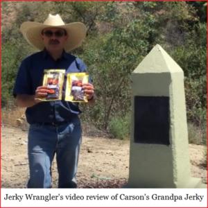 Jerky Wrangler - Carson's Grandpa Jerky