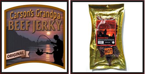 carson's grandpa jerky