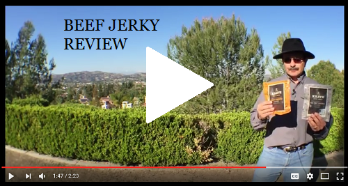jerky up - sample video beef jerky reviews picture
