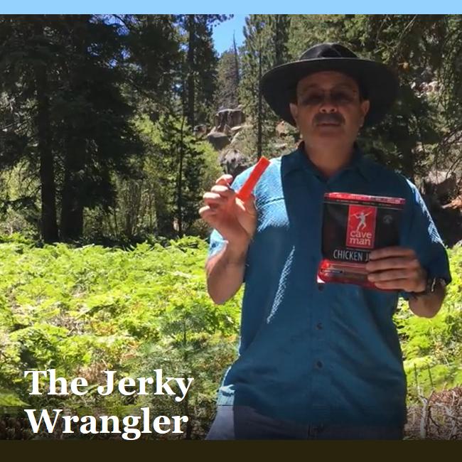 caveman jerky - caveman chicken jerky - jerky up