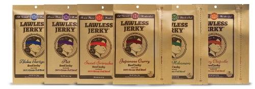 jerky packaging design